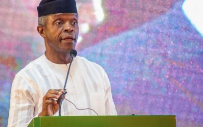 Why VP Osinbajo must begin charity at home