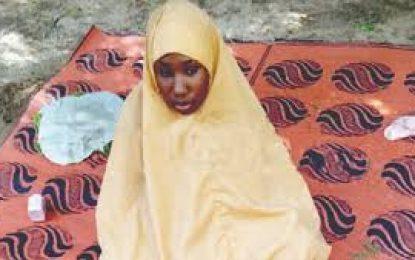 Imagine if Leah Sharibu was a Nigerian President's daughter