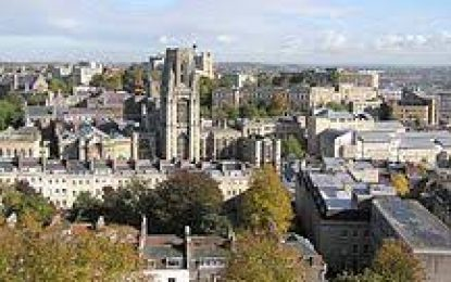 University of Bristol investing £1,000,000 for International students' support