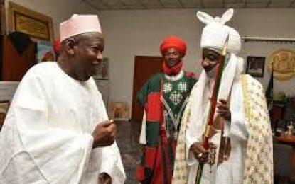Ganduje's three special assistants on streetlights and Emir Sanusi's bombshell