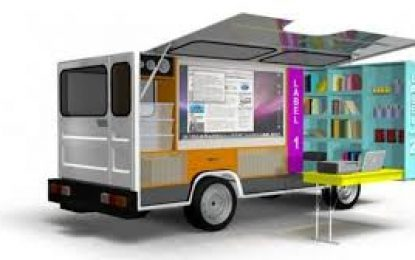 Nigerian students granted free access to Mobile Classroom