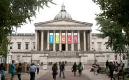 University College London announces scholarships for medical graduates