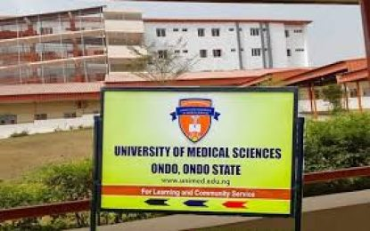 Ondo University of Medical Sciences to start conducting  COVID-19 test – VC
