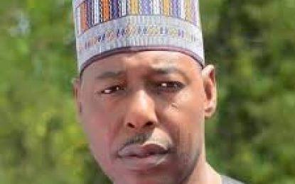 Governor Zulum orders reopening of secondary schools in Bama amidst COVID-19