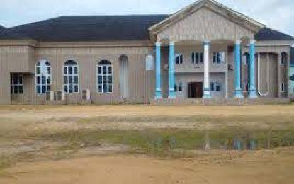 Gbaramatu kingdom charges Maritime University's new VC on development