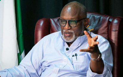 Protesters set Ondo prisoners free, burn police station, others