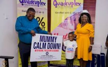 Boy in'Mummy calm down ' video   signs multi-million Naira deal