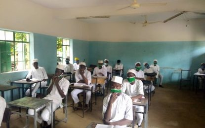 High turnout  of pupils in Kano as schools reopen