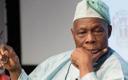 Obasanjo laments Nigeria's 14 million out of school children