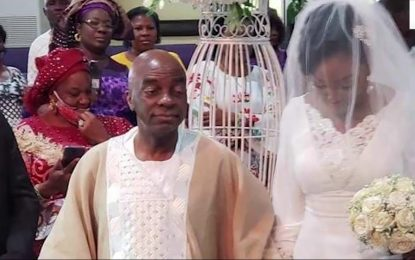 Covenant University Chancellor, Oyedepo, gives out daughter in marriage