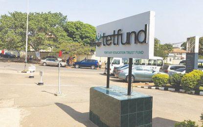 TETFund targets N500bn education tax in 2021