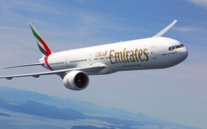 Nigeria lifts ban on Emirates Airlines