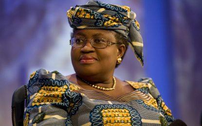 WTO: US' objection stalls Okonjo-Iweala's emergence as Director General