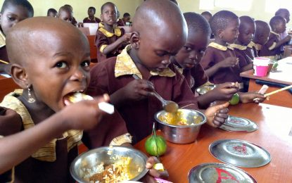 Education Secretary charged with fraud in school feeding programme