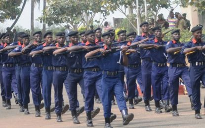 NSCDC dismisses officer for looting