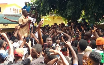 Edo gives security agencies 24 hours to produce protester's killers