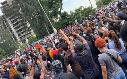 How we were shot at Lekki Tollgate –#EndSARS protest victims