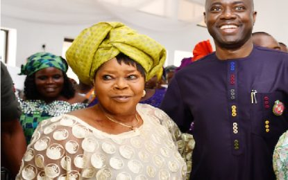 How Governor Seyi Makinde's mother died