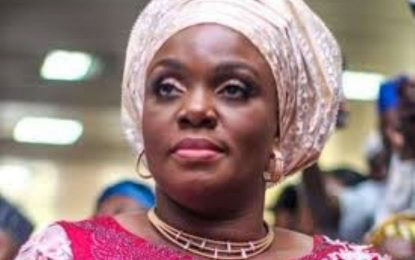 Makinde's wife urges school girls to pay attention to education