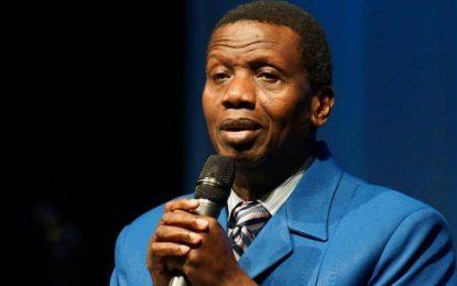 Pastor Adeboye endorses #ENDSARS protests