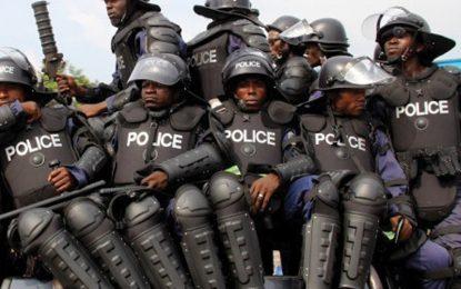 Sanwo-Olu awards scholarship to children of murdered  policemen