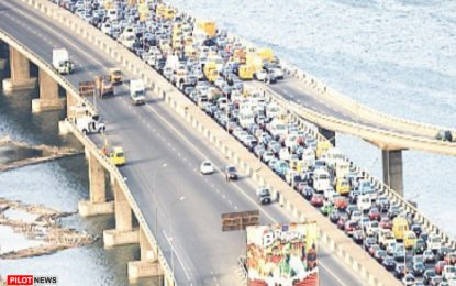 Lagos to shut Third Mainland Bridge For  Second Round Of Repairs