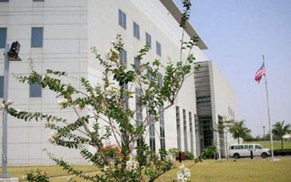 United States shuts embassy in Lagos