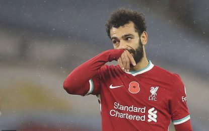 BREAKING: Liverpool's Star, Mohamed Salah, tests positive for COVID-19