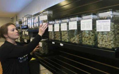 US House of Representatives Legalise Marijuana