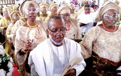 Ibadan stands still for burials of Makinde's mum, Awolowo's daughter