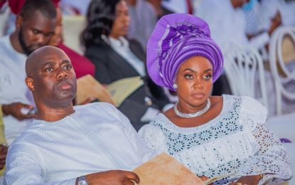 Makinde: My mother didn't want me to go into politics but I stubbornly refused
