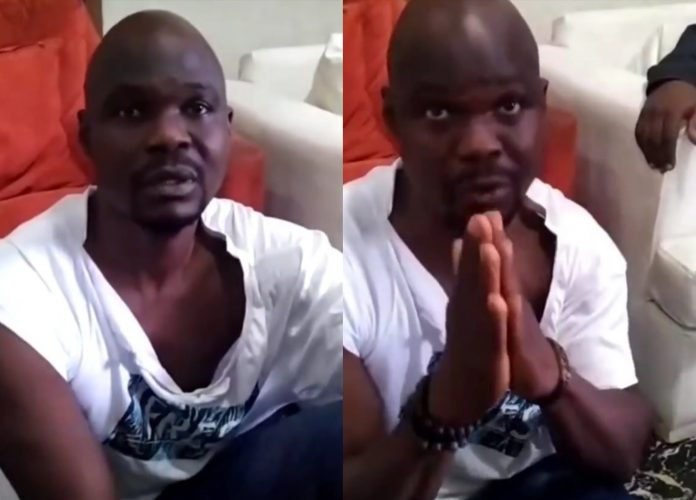 CCTV evidence: Baba Ijesha seen kissing, fondling female minor - Frank Talk  | Education News Blog
